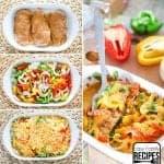 Easy Chicken Fajitas Recipe