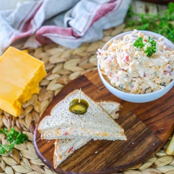 Jalapeno Pimento Cheese Recipe