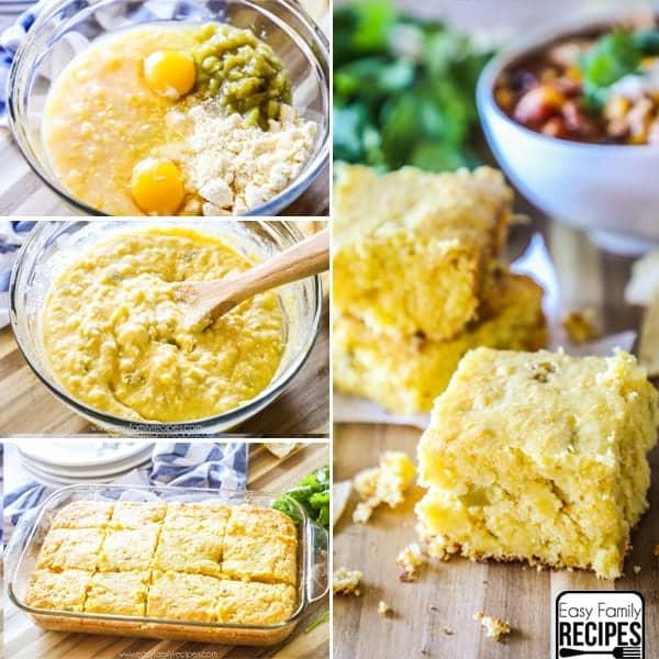 Easy Mexican Cornbread Easy Family Recipes