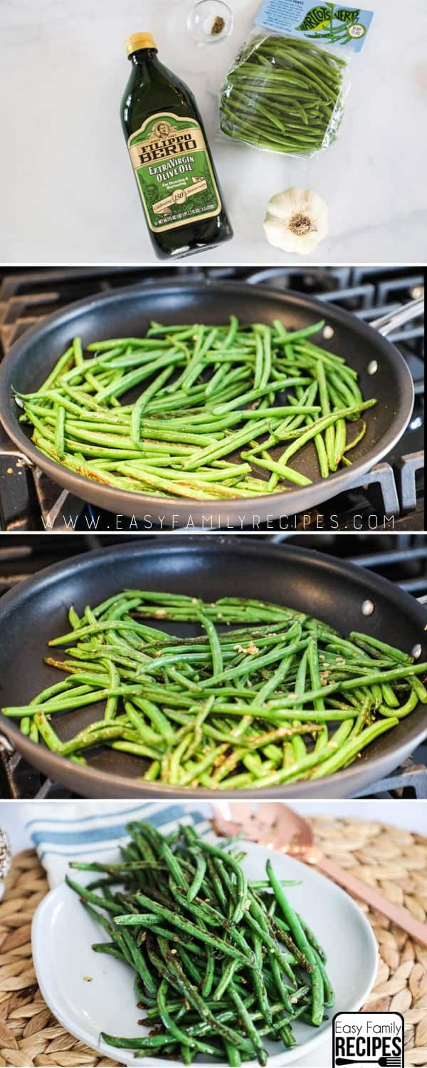 How to Make Sauteed Green Beans