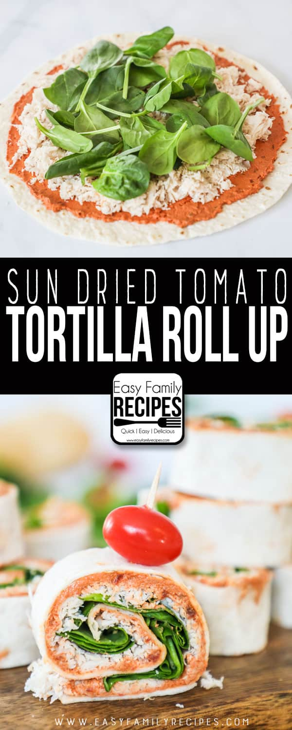 Sun Dried Tomato Wrap