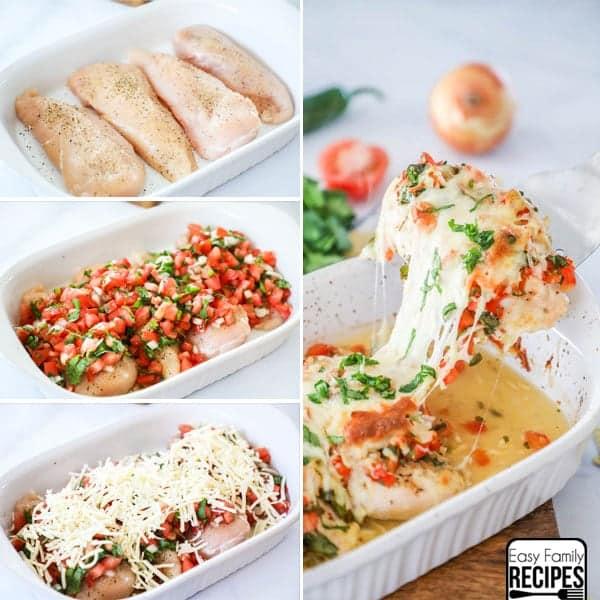 Salsa Fresca Chicken 183 Easy Family Recipes