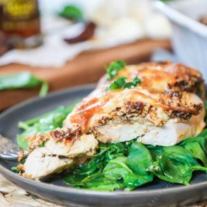 Sun Dried Tomato Chicken Recipe