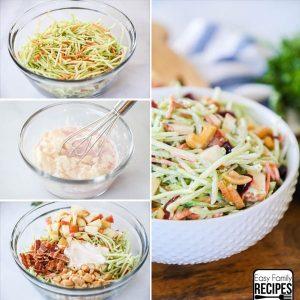 The Best Broccoli Slaw Recipe
