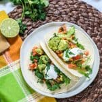 Slow Cooker Chicken Taco recipe