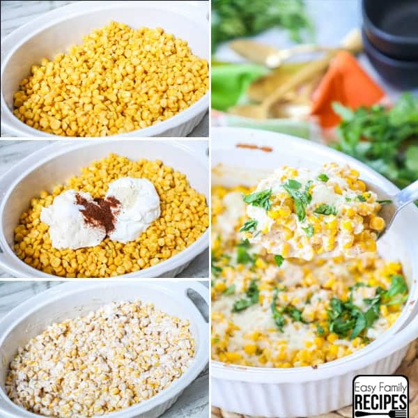 Mexican Street Corn Casserole 183 Easy Family Recipes
