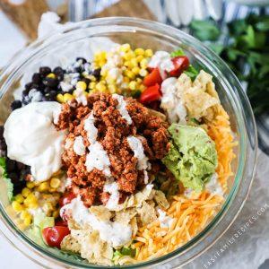 Classic Taco Salad Recipe