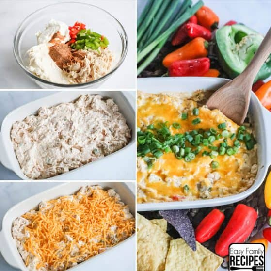 Creamy Cajun Chicken Steps