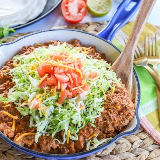 Taco Skillet Dinner · Easy Family Recipes