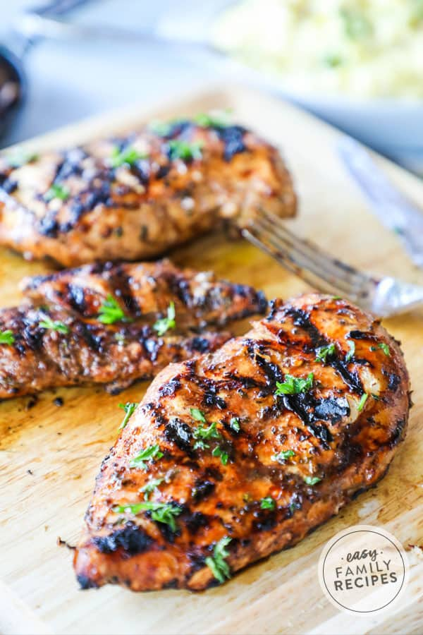 Balsamic Chicken Marinade 183 Easy Family Recipes