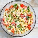 Rotini Pasta Salad Step 4