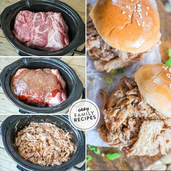 Zesty Crock Pot Bbq Pulled Pork 183 Easy Family Recipes