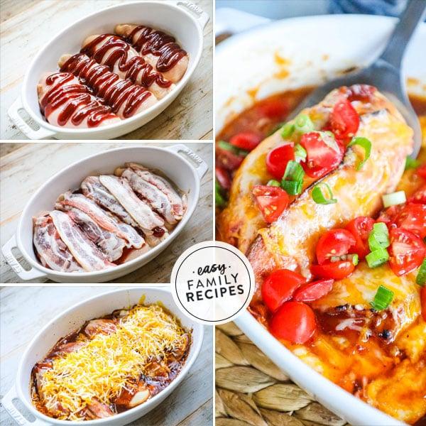 Monterey Chicken Bake · Easy Family Recipes