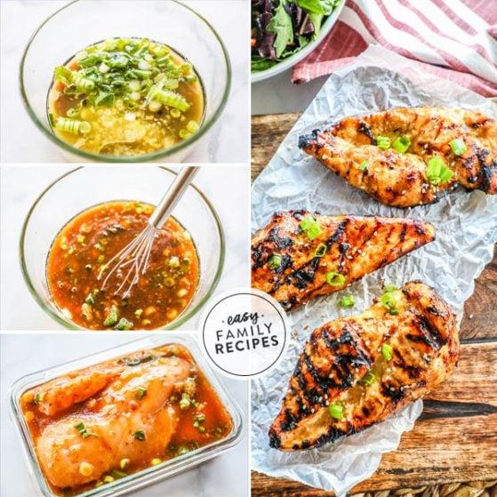 Steps to make Teriyaki Chicken Marinade